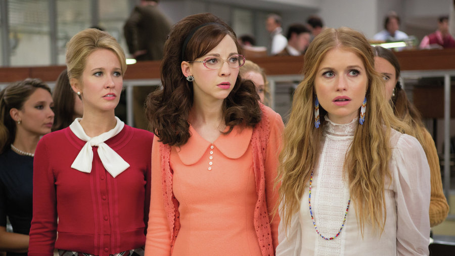 The Geekiary Good Girls Revolt