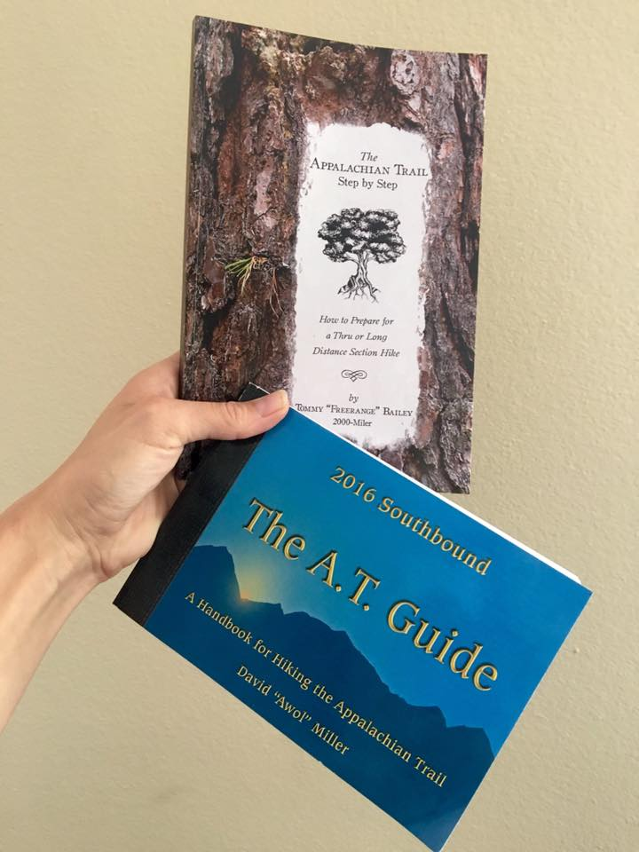 Appalachian Trail guides