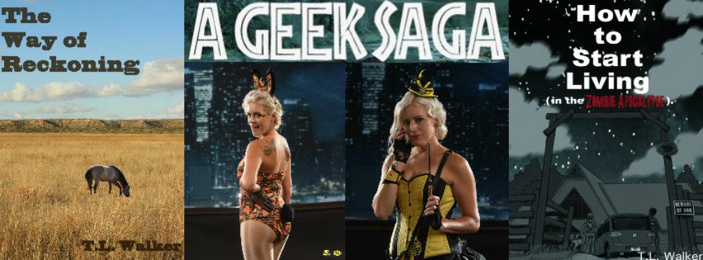 Tara Lynne's Geek Saga
